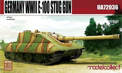 Picture of Germany WWII E-100 Stug Gun