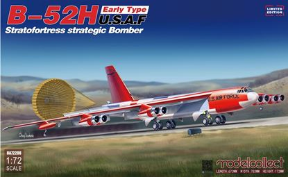 Picture of B-52H early type Stratofortress strategic Bomber  limit Ver
