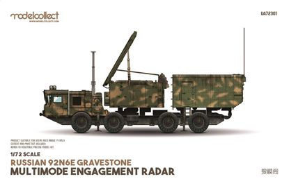 Picture of Russian 92N6E Gravestone Multimode Engagement Radar
